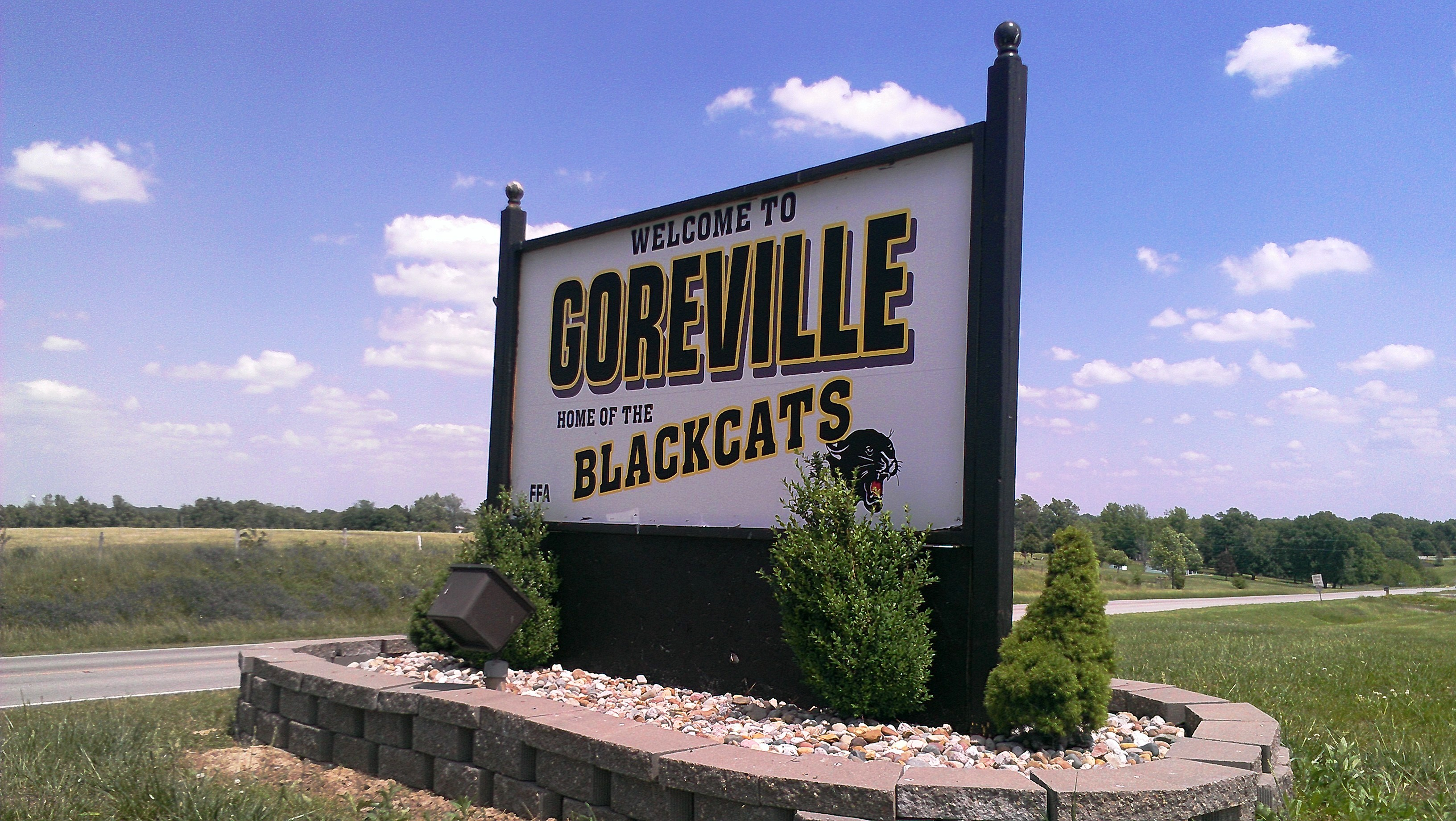Welcome to Goreville